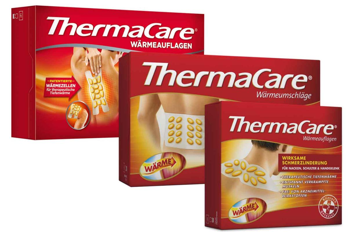Thermacare Produkte