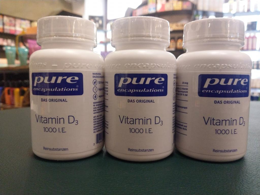 Corona Vitamin D Studie
